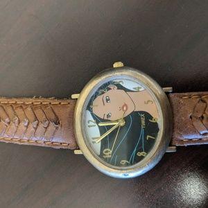 Vintage Pocahontas Disney Watch